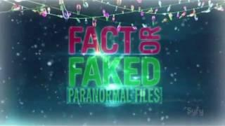 Fact or Faked: Paranormal Files (Holiday Intro)