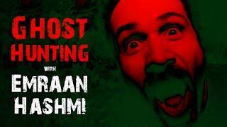 Raaz Reboot Actor Emraan Hashmi and Garima Kumar Go Ghost Hunting