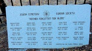 "Virginia City Hebrew Cemetery - Part 6 ""Lost But Not Forgotten"""