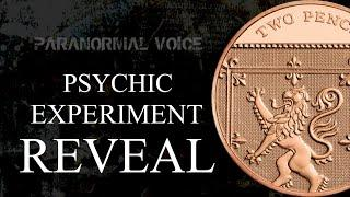 Psychic Experiment Reveal | What's in the Box?