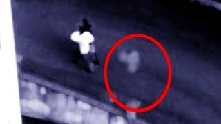 Supernatural Ghostly Figure Footage !! Real Ghost Scary Videos 2018
