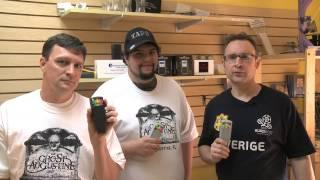 Paranormal Crew Sweden - Ghost Hunters Equipment (Ghost Augustine)