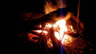 Winter Camping In My Tipi Part 10