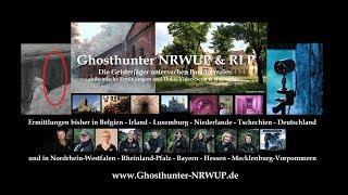 Die Geisterjäger / Ghosthunter-NRWUP & RLP - Stammsitz in Wuppertal