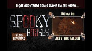 Análise Espiritual - Clone e o Ritual do Jeff the Killer