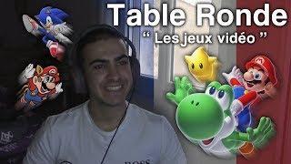 Table Ronde : Les jeux vidéo | Paul Sb, Lepuceau Frustré, Kurisutofu