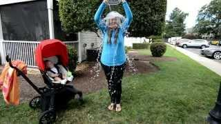 Ice Bucket Challenge  with Mindie for Virginia Paranormal Investigations