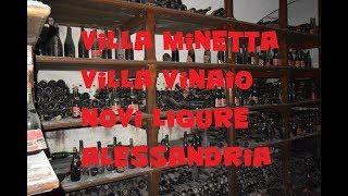 Villa Minetta,Villa Vinaio Novi Ligure Alessandria