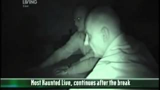 Most Haunted Live Night 3 Churchill War Rooms [Total Darkness]