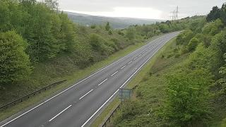 The UK's Most HAUNTED Road   Stocksbridge Bypass GHOST Of Monk   REAL Paranormal Investigations
