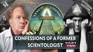 Confessions Of A Former Scientologist | Mysterious Matters -  Alternative Coast To Coast