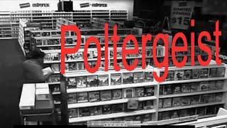 HOAX? - Poltergeist in der Videothek!