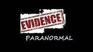 Nouvelle d'evidence paranormal