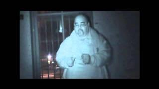 Gonzales Jail: Shadow Person passes right in front of me!