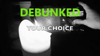 DEBUNKING HUFF PARANORMAL THE GRUNDIG SESSION TOTALLY DEBUNKED !!!