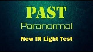New IR Light Test.