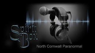 Spirit Box Session 5 - UNCUT FOOTAGE - P-SB7