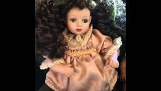 Haunted Doll # 10 Bailey Doll that was present during a psychic reading for Jewls..
