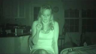 Real Poltergeist Ghost Activity Caught on Camera (Investigator's Home)