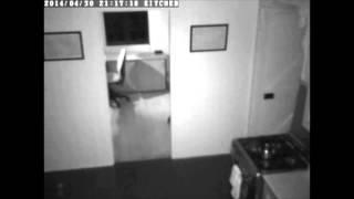 Poltergeist Activity Caught on Camera-30APR2014-NQGHOSTHUNTER