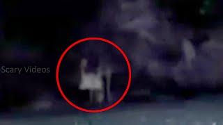 OMG!!! ITS SCARY | Terrific Ghost Sighting Caught On Camera From River Side | Scary Videos