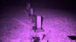 Swann Cemetery - Unexplained Noise