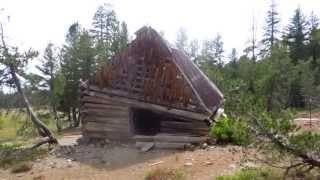 "Thunder Mountain and Silver Lake - Part 23 ""Old Emigrant Trail With A Surprise"""