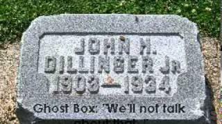 John Dillinger's Grave - Ghost Box Session