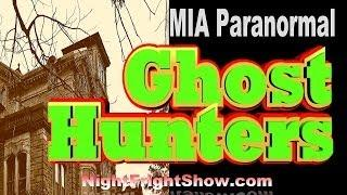 Ghost Hunters Video True Jail Ghosts caught MIA Paranormal Scott Jason Macdonald Night Fright Show