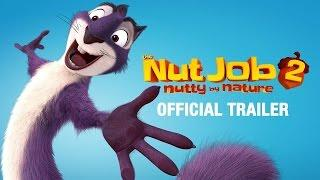 The Nut Job 2- Nutty by Nature Official Trailer - oficial trailer FULL HD 2017