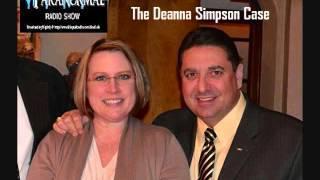 """The Dead Files """"The Deanna Simpson Case"""""""