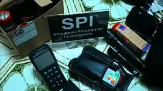 Singapore Paranormal Investigators (SPI) - Investigated a move out unit in Clementi (May 2012)