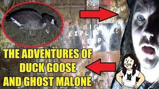 TNT Area Mothman Hunt: The Adventures Of Duck Goose And Ghost Malone (Fallout 76 In Real Life)