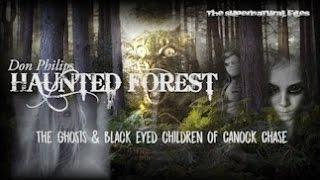 HAUNTED FOREST & BLACK EYED CHILDREN (The Supernatural Files)