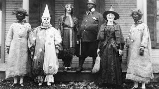 The MOST Creepy Vintage Halloween Costumes, HAPPY HALLOWEEN TO EVERYONE!!!