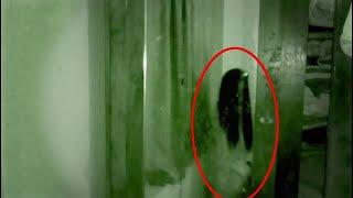 Lady Shape Ghost Caught on Camera From Abandoned Village !! Shocking Real Life Paranormal Experience
