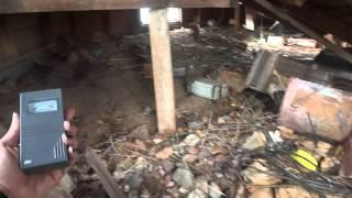 "Loganbill Ranch Part 3 ""High Readings In A Collapsed Building"""