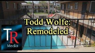 Todd Wolfe: Remodeled