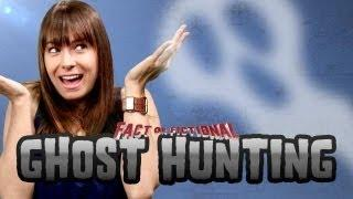 GHOST HUNTING In A Haunted Hotel! - Fact or Fictional w/ Veronica Belmont