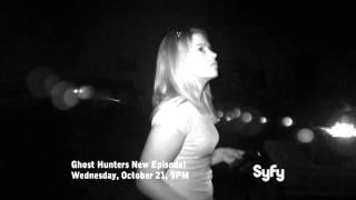 Ghost Hunters Sneak Peek - Dark Shadows