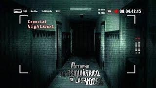 Grupo Zero Investigación - Cap. 16 - Retorno al psiquiátrico de las voces [Investigación paranormal]