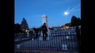 "Gardnerville Garden Cemetery - Part 1 ""First Glance Prior To Nightfall"""