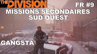 ☣ The Division [FR] Walkthrough Intégrale #9 Missions 2nd du sud ouest (Gangsta)