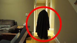 Shocking Real Ghost Attack Caught on Camera From Bed Room !! Real Ghost Scary Video 2017