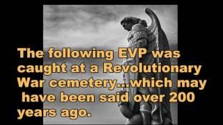 Elite Paranormal Society - 200 Year Old EVP