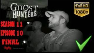 "Ghost Hunters (S11 E11) ""Haunting of the Garde"" 12/10/2016 Season Final"