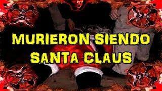 Murieron Siendo Santa Claus
