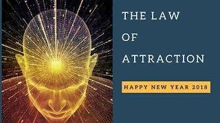Bring on 2018 with the Law of Attraction