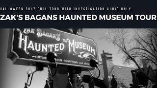 Zak's Museum Halloween 2017 Investigation Part 1 (Audio Only)