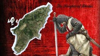 ✠ The Knights of Rhodes (Hospitaller) Οι Ιππότες της Ρόδου
